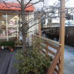 フェンスの追加施工3
