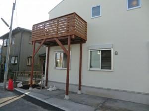 大勝建設様モデルハウス2