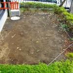 庭に合わせた変形デッキ1