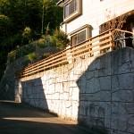 追加フェンス施工2
