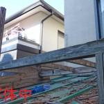 屋根上デッキのリニューアル3
